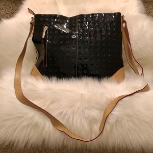 Arcadia Genuine Patent Leather Purse